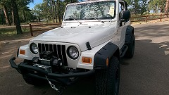 2005 Jeep Wrangler 4X4 for sale by owner Morrison, Colorado