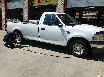 1999 ford f150 truck long bed reg for sale by owner plano texas. Black Bedroom Furniture Sets. Home Design Ideas
