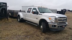 2014 Ford F350 for sale by owner Pilot Butte, Saskatchewan