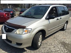 2003 Mazda MPV DX for sale by owner East York, Ontario