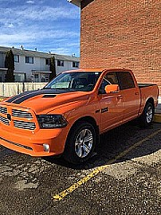 2015 Ram 1500 Pickup for sale by owner Edmonton, Alberta