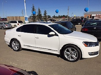 2015 Volkswagen Passat for sale by owner Innisfail, Alberta