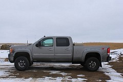 2013 GMC Sierra 3500 for sale by owner Edgerton, Alberta