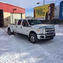 2012 Ford F450 for sale by owner Red Deer, Alberta