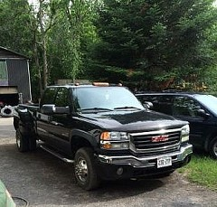 2005 GMC Sierra 3500 for sale by owner Hammond, Ontario