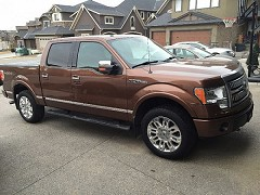 2011 Ford F150 for sale by owner Calgary, Alberta