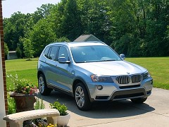 2014 BMW X3 for sale by owner Orleans, Ontario