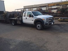 2012 Ford F450 for sale by owner Edmonton, Alberta
